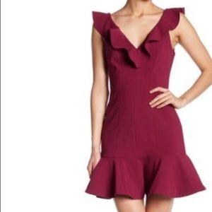 Likely Ruffle Dress